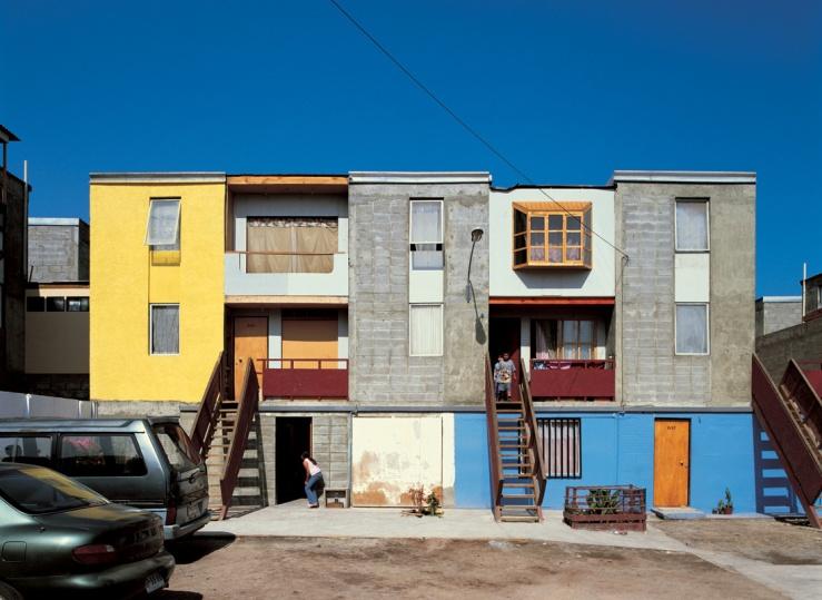 Quinta Monroy, 2003-4, Elemental