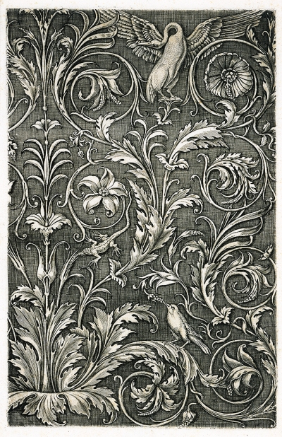 Ara Pacis Agostino Veneziano 1535
