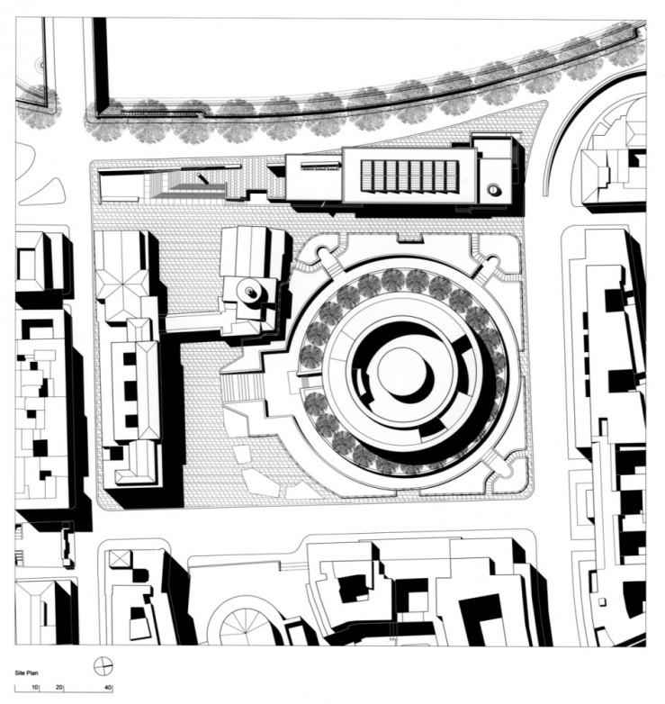 Ara Pacis Richard Meier I