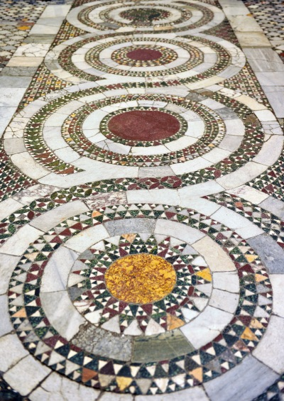 Cosmatesco Santa Maria Maggiore de Civita Castellana