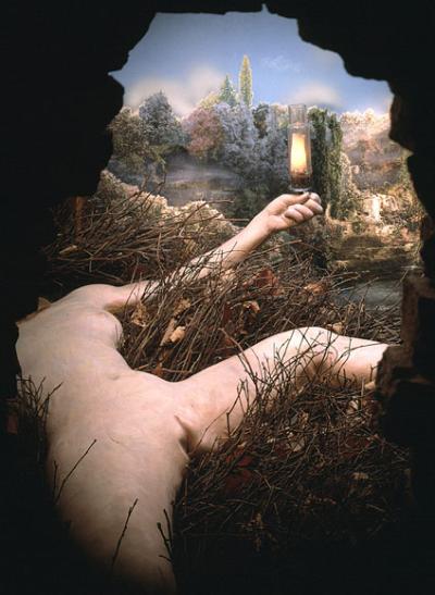 Duchamp Étant donnés 1946_66