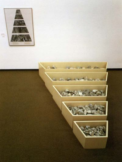 Non-Site, Robert Smithson, 1968