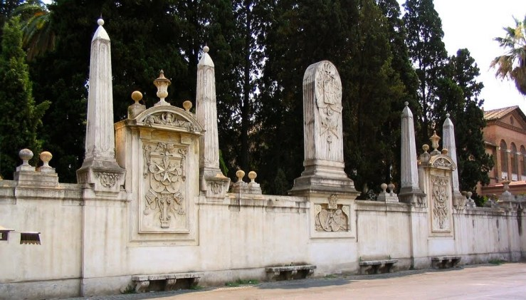 Piranesi Plaza de los Caballeros de Malta