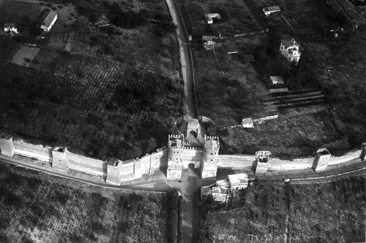 Porta San Sebastiano c 1927